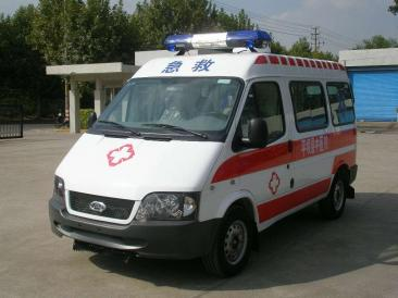 贵州120救护车租赁