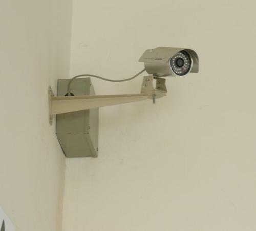 拉萨监控安装组成结构
