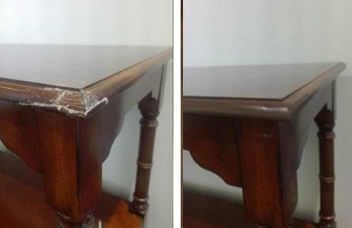 实木家具开裂修复方法