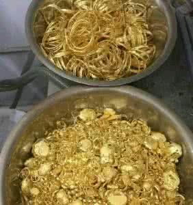 德阳高价回收黄金饰品