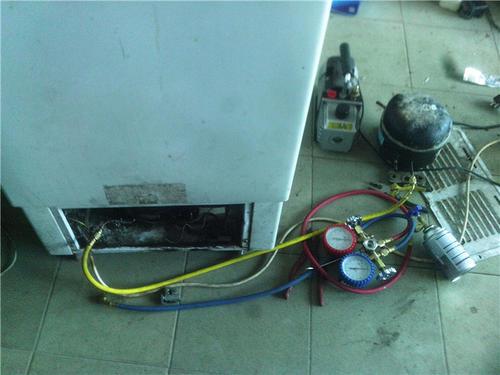空调维修流程及注意事项