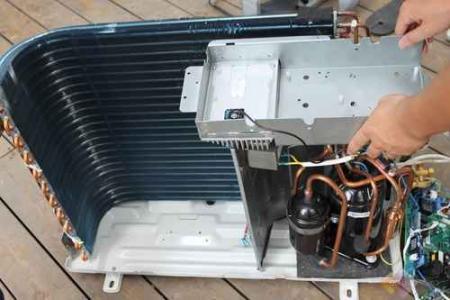 奉化空调维修您介绍下空调漏水故障维修
