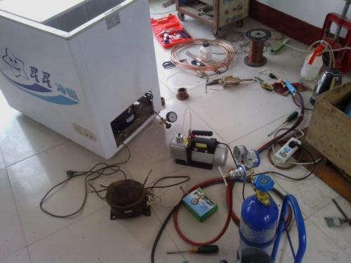 奉化冰箱维修为您解答见故障维修