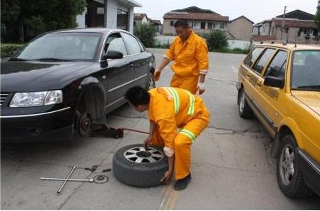 道路汽车救援服务半小时内解决故障