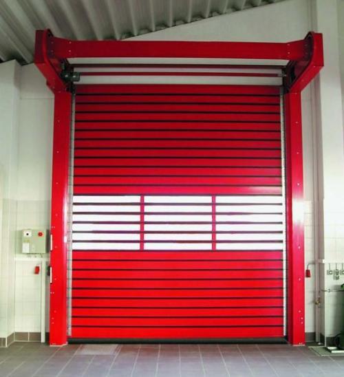 惠州專業設計生產安裝快速卷簾門的廠家