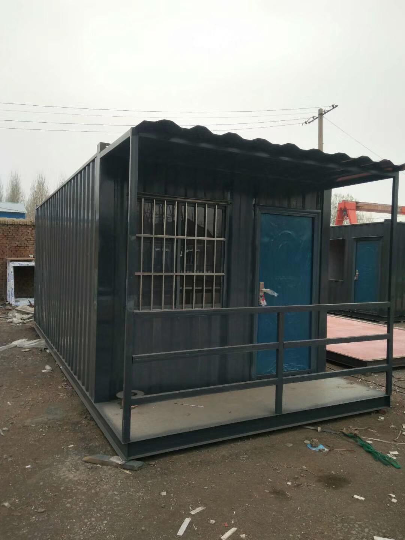 济南住人集装箱主要用途