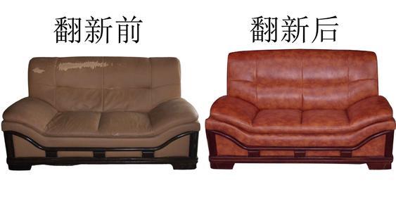 沙发翻新旧沙发的流程