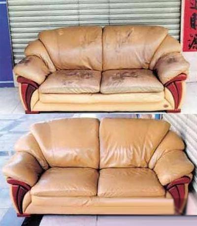 沙发翻新需要技术好的公司