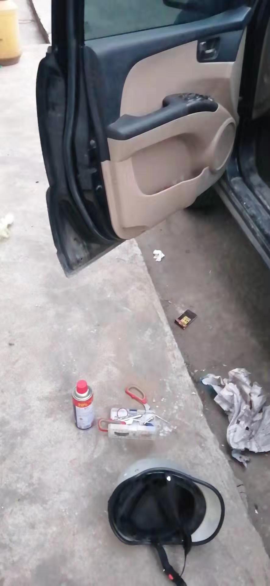 鹰潭开修换各种汽车锁
