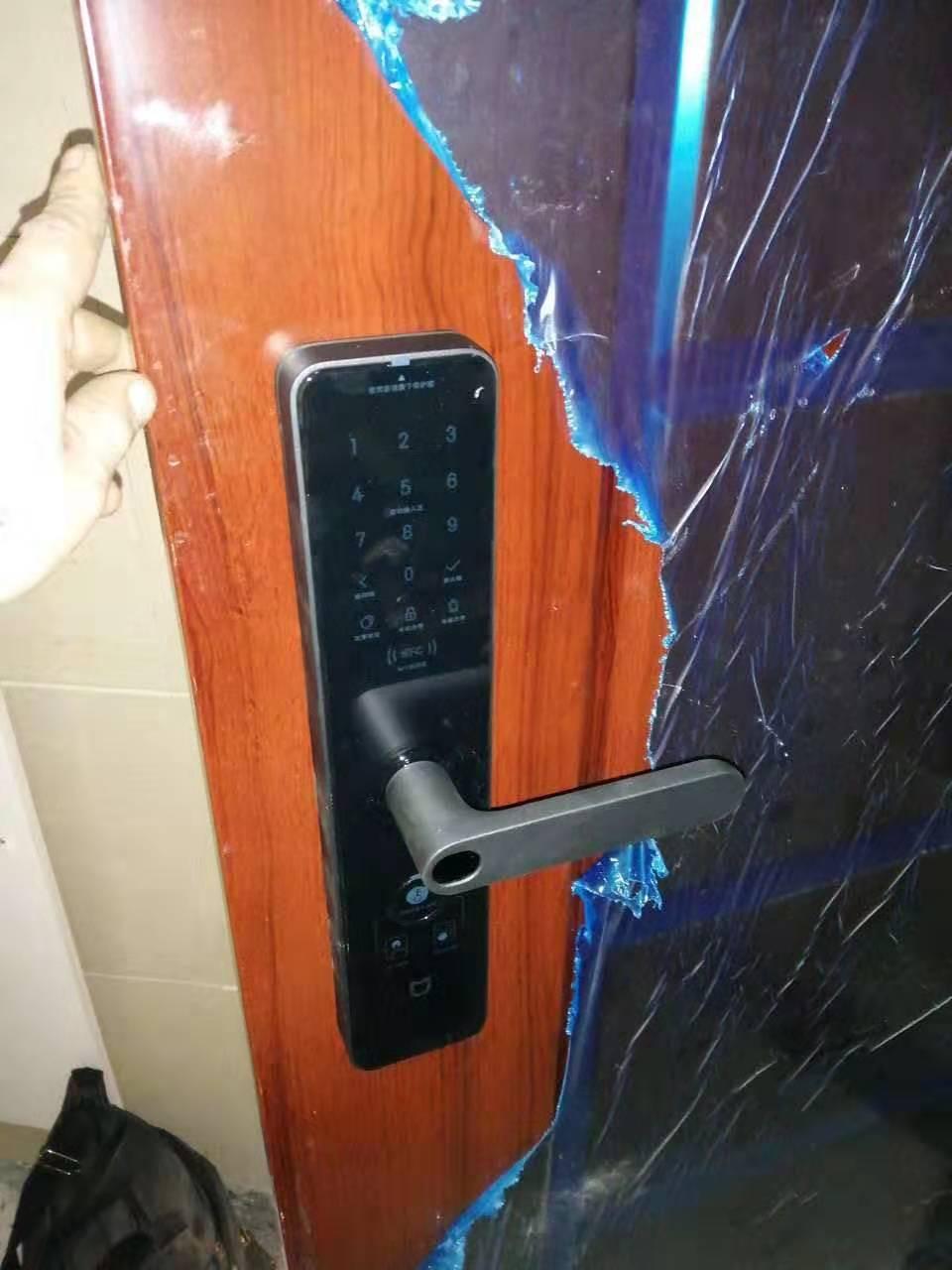 安心锁业的开锁电话24小时在线