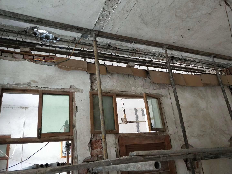 承重墙改梁工程施工当中重要的三个环节