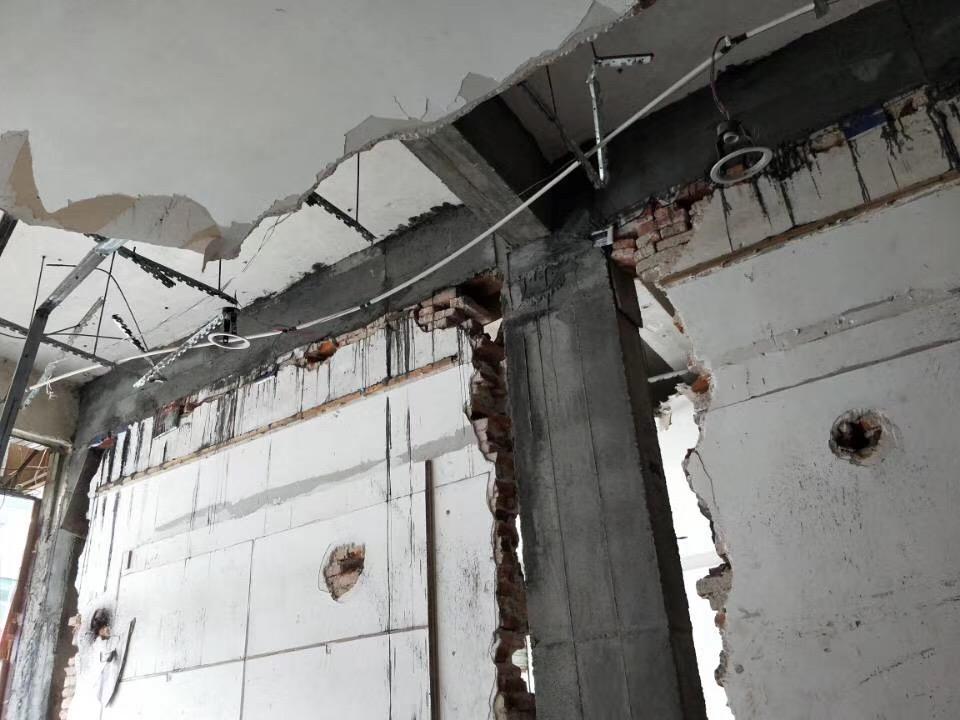 承重墙改梁拆除加固的基本方法介绍