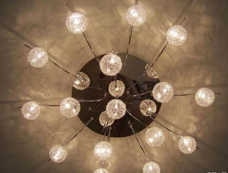 专业回收各种灯具
