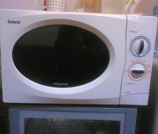 家用微波炉维修注意事项