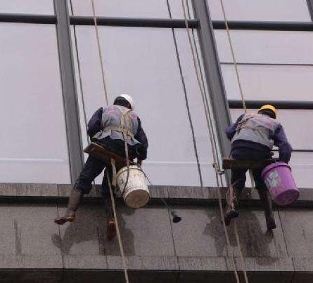中山外墙高空清洗 专业保洁公司