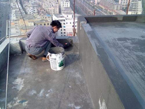 张店区防水堵漏选择专业施工队伍