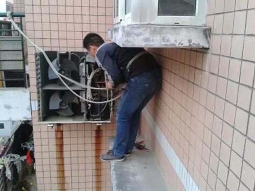 云南空调安装维修