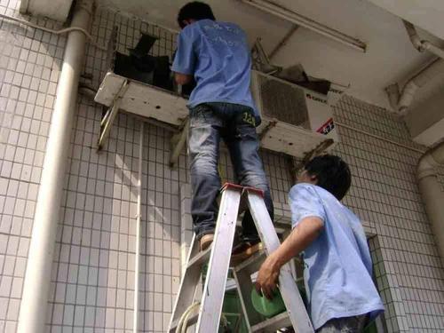 云南上门安装维修空调