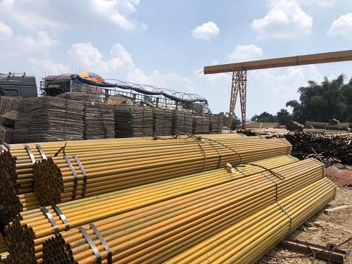 柳州专业钢管扣件租赁