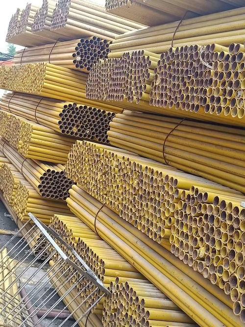 柳州钢管扣件租赁拆卸原则