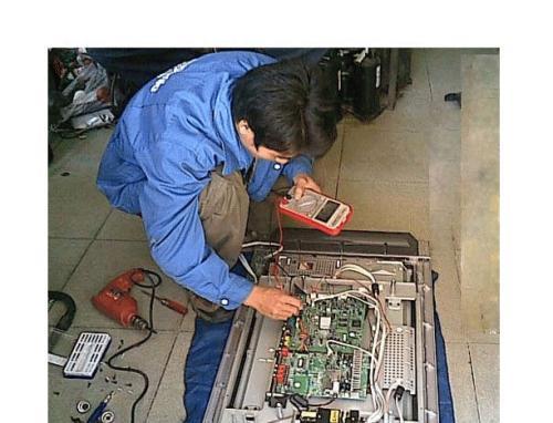 家电电视机维修方法