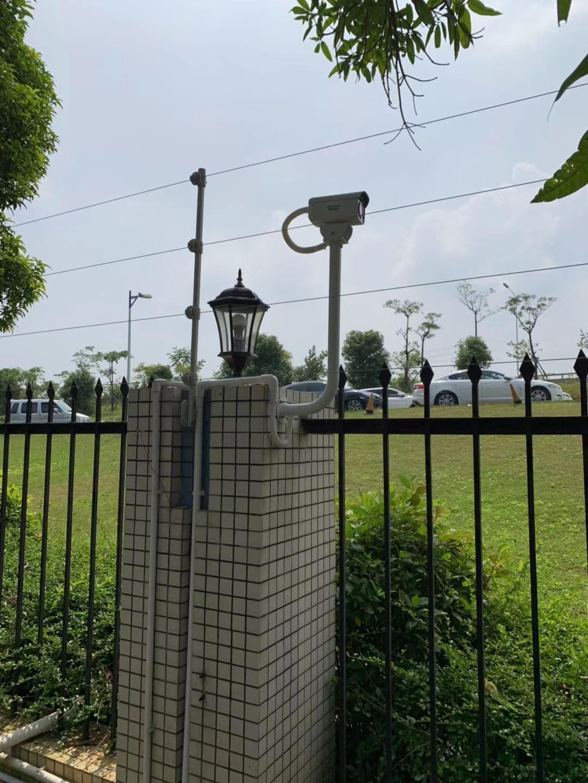 怀悦网络工程部解决监控设备安装各种故障问题
