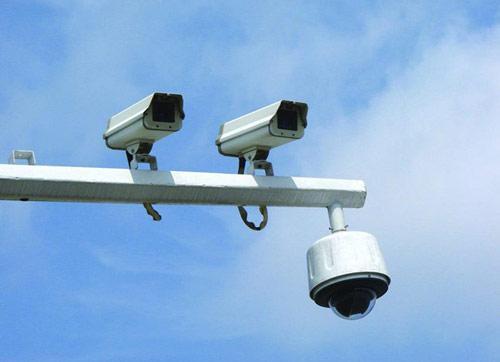 监控摄像头的选择及安装