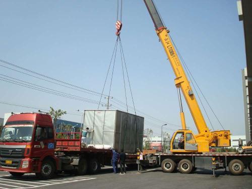 防城港吊车出租的安全技术要求