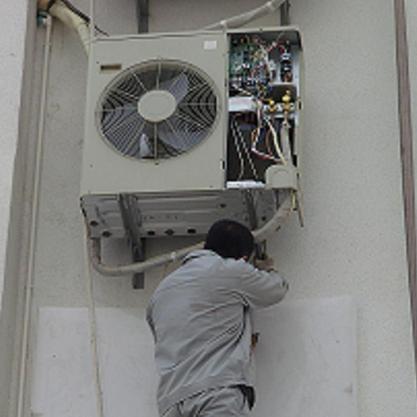 邯郸专业修空调给空调加氟