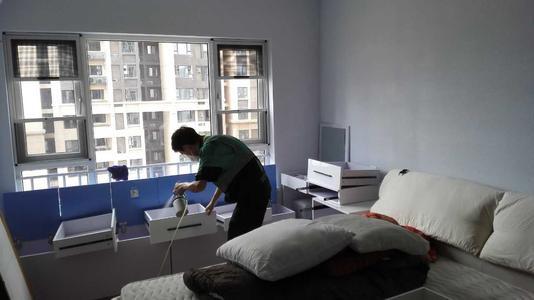 桂林正规除甲醛公司