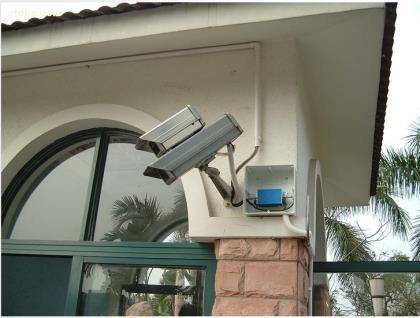 青岛市南监控安装为客户提供面对面的服务