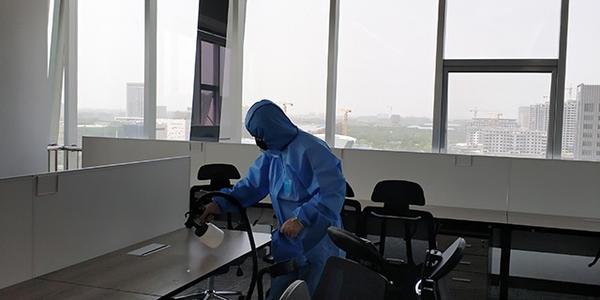 泸州甲醛治理公司工作经验丰富