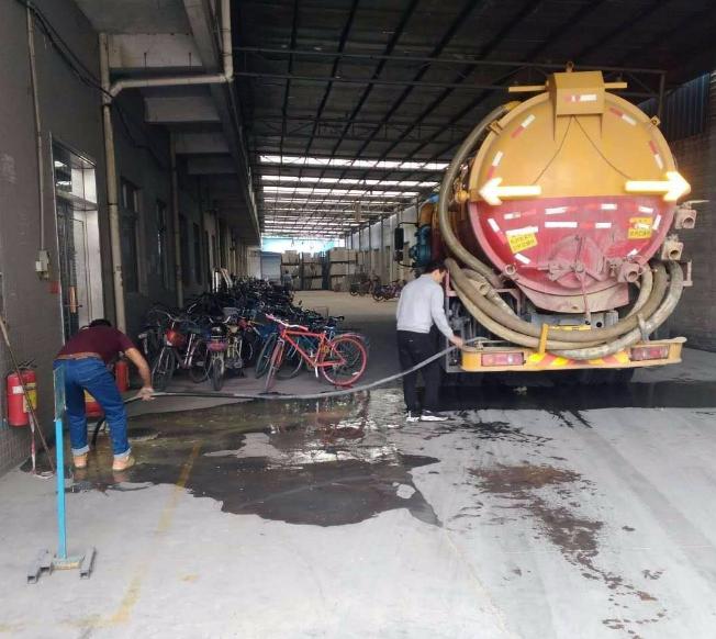 兴义管道疏通 专业疏通下水道的堵塞