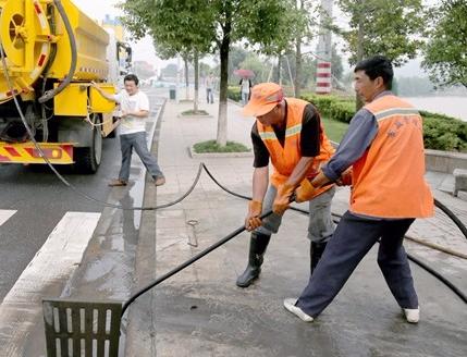 兴义排污管道专业管道疏通