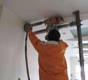 南京打孔-墙体打孔-楼板打孔-混凝土打孔