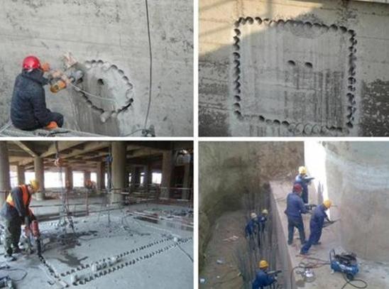 南京市专业打孔空调打孔基础打孔