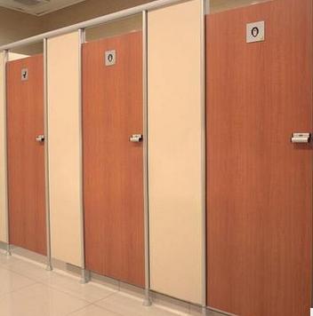 台州铝蜂窝板卫生间隔断的制作方法