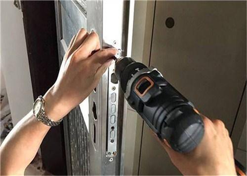 高平市指纹锁安装怎么做