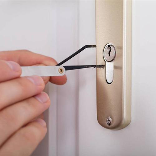 高平开锁 技术性开启不破坏锁