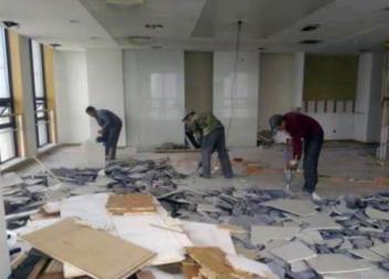 拱墅區拆除工程不滿意不收費