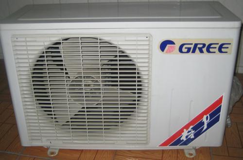 鼓楼区空调清洗外机