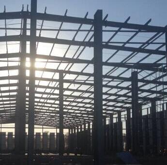 遵义钢结构厂房特点