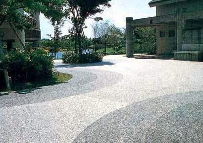 宁波透水混凝土-室内外地坪工程