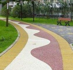 宁波透水混凝土地坪工程