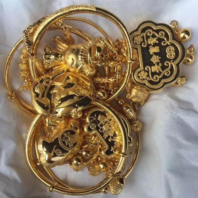 大同回收黄金首饰