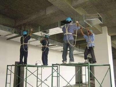 宁波专业白铁管道/不锈钢烟罩