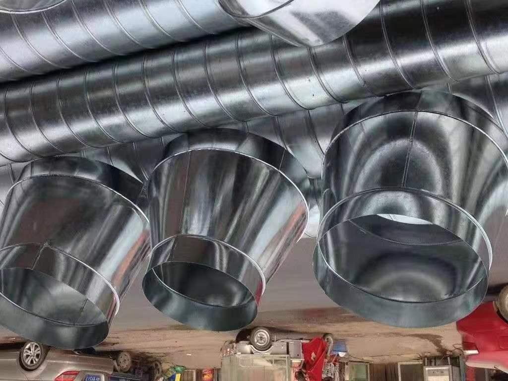 宁波专业不锈钢、白铁加工、通风管道加工公司