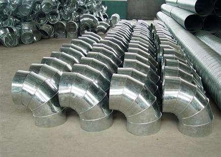 宁波通风管道-不锈钢烟罩管道设计