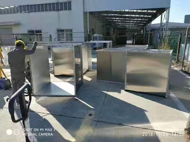 宁波通风管道工程设计制作