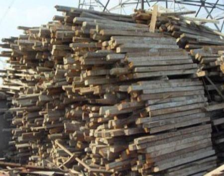 浙江木方模板回收